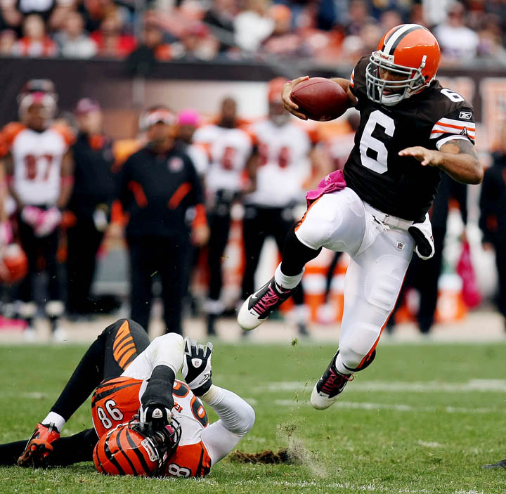 Cincinnati Bengals at Cleveland Browns | Andrew Carpenean