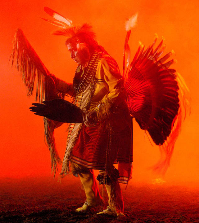 Intertribal Warrior