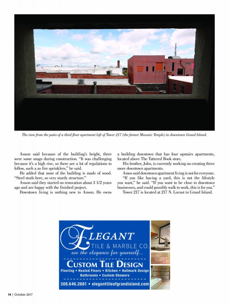 Heartland Living Oct. Page 14